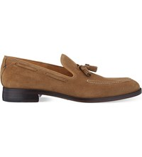 Oliver Sweeney Sidoti Suede Loafers Beige