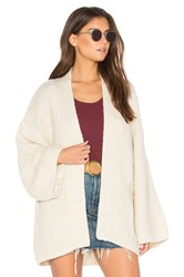 Rolla's Weekend Cardigan Beige