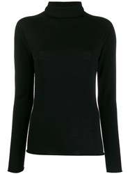 Peserico Turtle Neck Knit Top 60