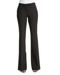 Elizabeth And James Hanlon Flare Leg Trousers Black