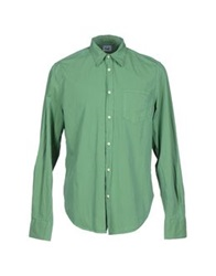 C.P. Company Shirts Green