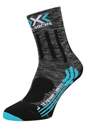X Socks Sports Grey