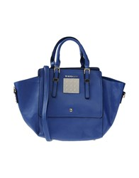 Thierry Mugler Bags Handbags Women Blue