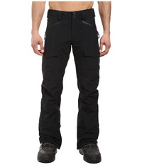 Burton Rotor Pants True Black 1 Men's Casual Pants