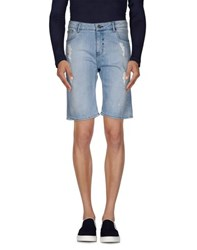 Eleven Paris Denim Denim Bermudas Men