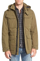 Men's Victorinox Swiss Army 'Chasseral Quad Pocket' Hooded Jacket