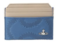 Vivienne Westwood Squiggle Card Holder Blue