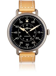 Bell And Ross Men's Ww1 92 Heritage Watch Brown