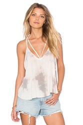 Blue Life All Nighter Cami Beige