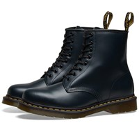 Dr. Martens 1460 8 Eye Smooth Leather Boot Blue