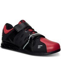 Reebok Men's Crossfit Lifter 2.0 Training Sneakers From Finish Line Black Excellent Red Flat