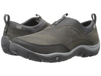 Merrell Murren Moc Waterproof Pewter Women's Slip On Shoes