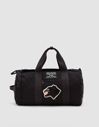 Neighborhood Boston Bag In Black