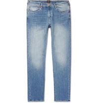 Paul Smith Slim Fit Tapered Denim Jeans Blue