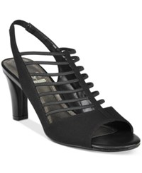 Impo Varoom Dress Sandals Women's Shoes Black