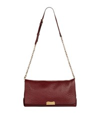 Burberry Shoes And Accessories Mildenhall Clutch Female Red