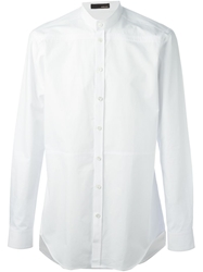 Avelon Band Collar Shirt