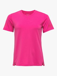 Bjorn Borg Cato Short Sleeve Training Top Pink Glo