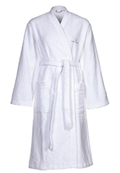 Tom Tailor Basic Kimono Dressing Gown White