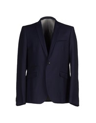 Vito Suits And Jackets Blazers Men Dark Blue