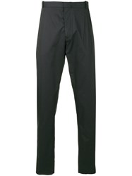 Stephan Schneider Coating Tailored Trousers Black