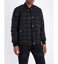Christopher Raeburn Remade Checked Jacket Black