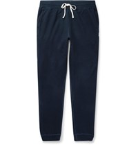 Reigning Champ Slim Fit Cotton Jersey Sweatpants Navy