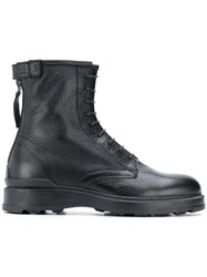 Woolrich Utility Boots Black