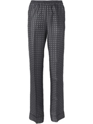 Michael Kors Printed Trousers Grey