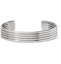 Foundwell Vintage 1980S Sterling Silver Cuff Silver