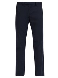 Polo Ralph Lauren Cotton Blend Chino Trousers Navy