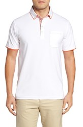 Bobby Jones Men's Liquid Cotton Stretch Jersey Golf Polo