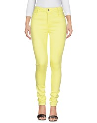 Hotel Particulier Jeans Yellow