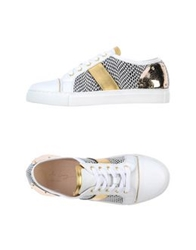 Lola Cruz Low Tops And Trainers White