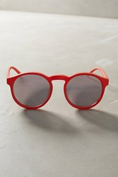 Anthropologie Cubanos Mirrored Sunglasses
