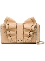 Valentino Qw1b0c24nap 634 Camel Rose Nude And Neutrals