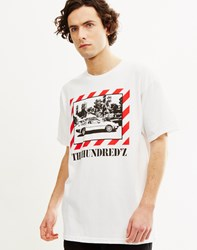 The Hundreds Bobby'z T Shirt White