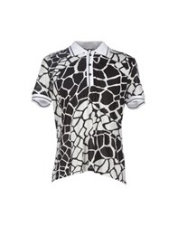 Class Roberto Cavalli Topwear Polo Shirts Men Black