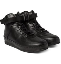 Hender Scheme Mip 01 Leather Sneakers Black