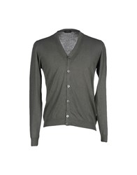 Zanone Knitwear Cardigans Men Lead