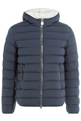 Colmar Hip Hop Down Jacket With Hood Blue