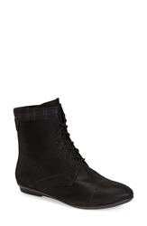 Easy Spirit 'E360 Kinseta' Lace Up Boot Women Black Taupe Multi