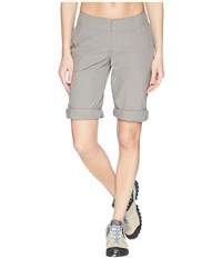 Exofficio Sol Cooltm Nomad Dig'r Capri Pants Road Gray