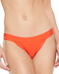 Herve Leger Summer Bandage Swim Bottom