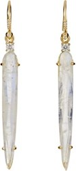 Irene Neuwirth Women's Gemstone Drop Earrings No Color