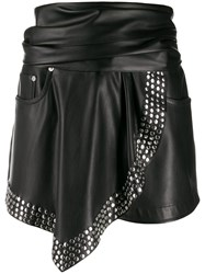 Alexander Wang Faux Leather Shorts 60