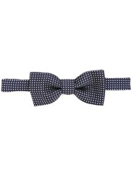 Dsquared2 Pin Dot Tie Blue