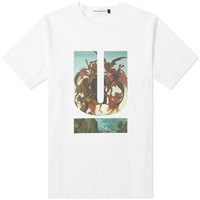 Undercover Painting Logo Tee White