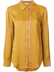 Stine Goya Lyrics Coat Yellow And Orange