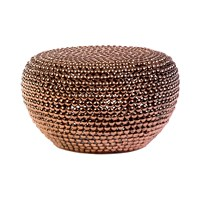 Pols Potten Low Dot Stool Copper